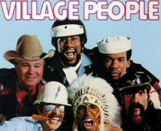 Factoid: BoGus performed for a period during the 1970's with The Village People